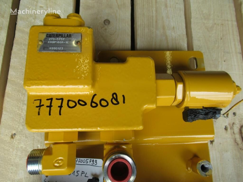 CATERPILLAR KRBP16GR-1C pneumatic valve for excavator