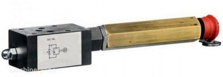 Debi Ayar Motoru pneumatic valve for PUTZMEISTER concrete pump