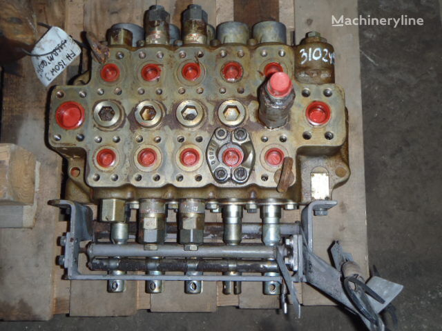 FIAT-HITACHI 21150-50111 pneumatic valve for FIAT-HITACHI FH150W-3 excavator