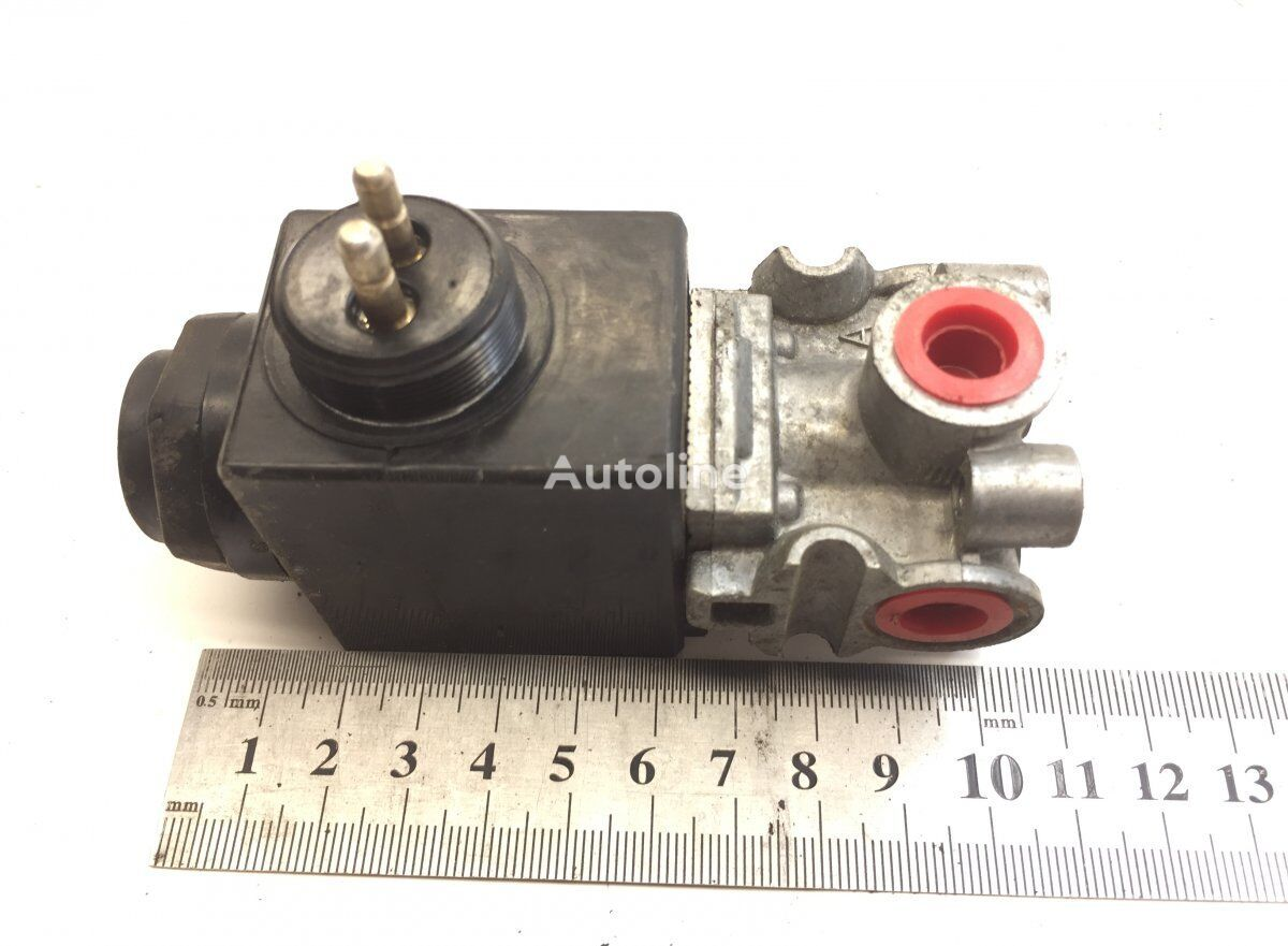 HERION N113 (01.88-12.99) (1421325 1536307) pneumatic valve for SCANIA 3-series 93/113 bus (1988-1997) bus