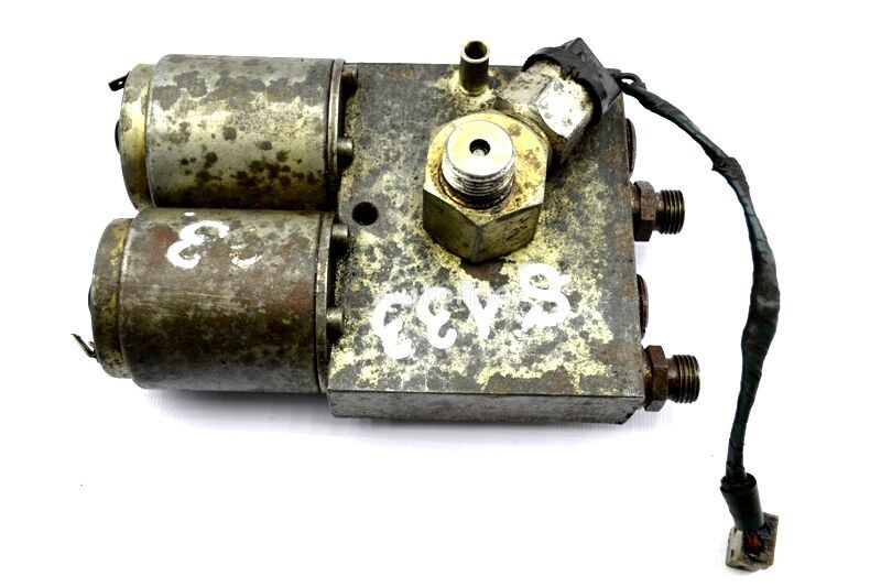 HESSELMAN (24EM10) pneumatic valve for SCANIA 3-series 93/113/143 (1988-1995) truck