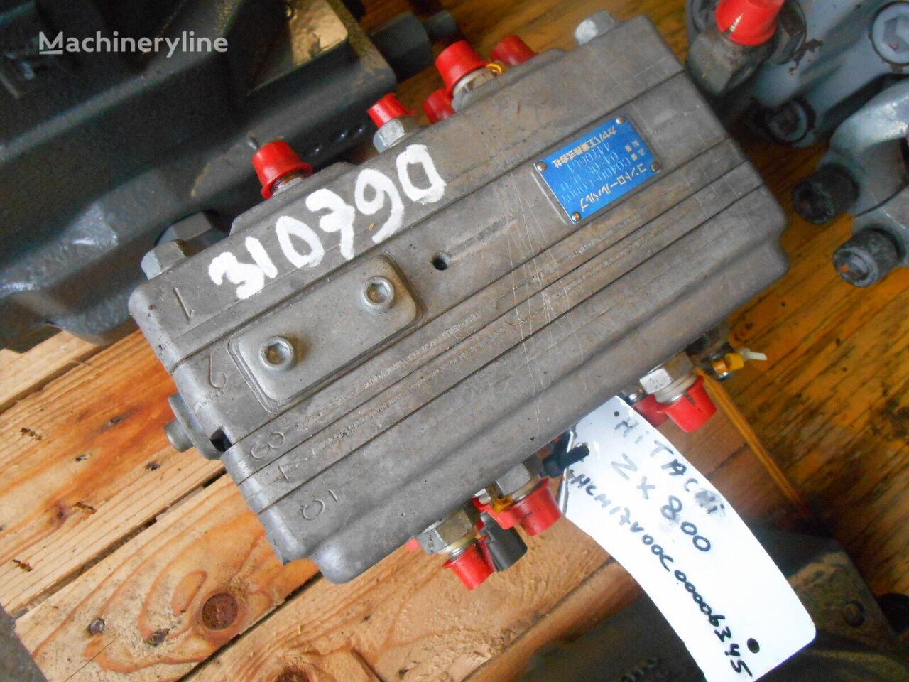 HITACHI Kayaba C0400-60007 pneumatic valve for HITACHI ZX800 excavator