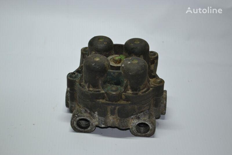 KNORR-BREMSE 4-h konturnyy zashchitnyy pneumatic valve for MAN TGA (2000-2008) truck