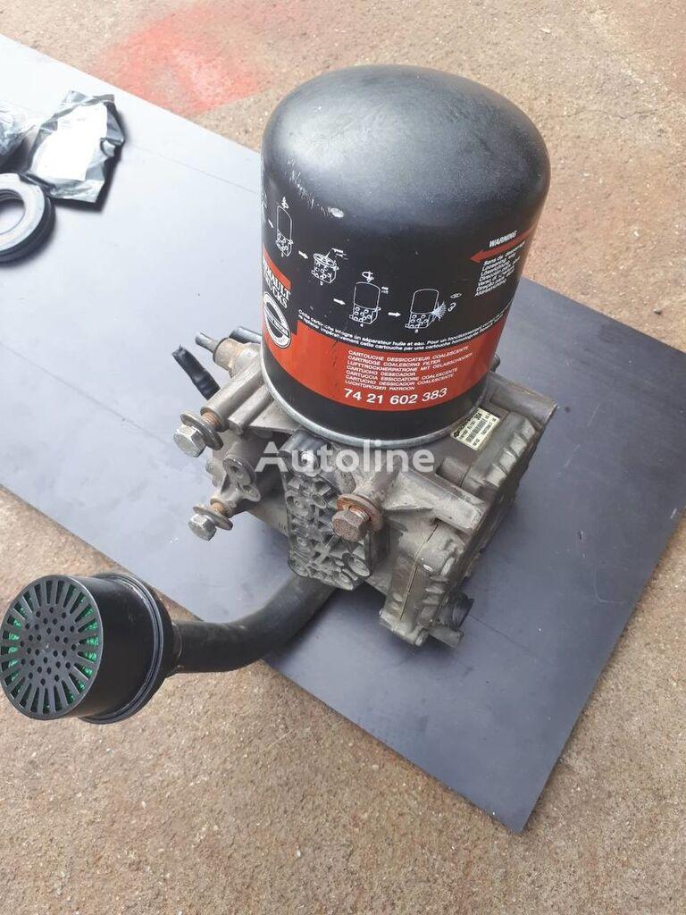 KNORR-BREMSE APM EL 1101 (7420729817) pneumatic valve for RENAULT DXI truck
