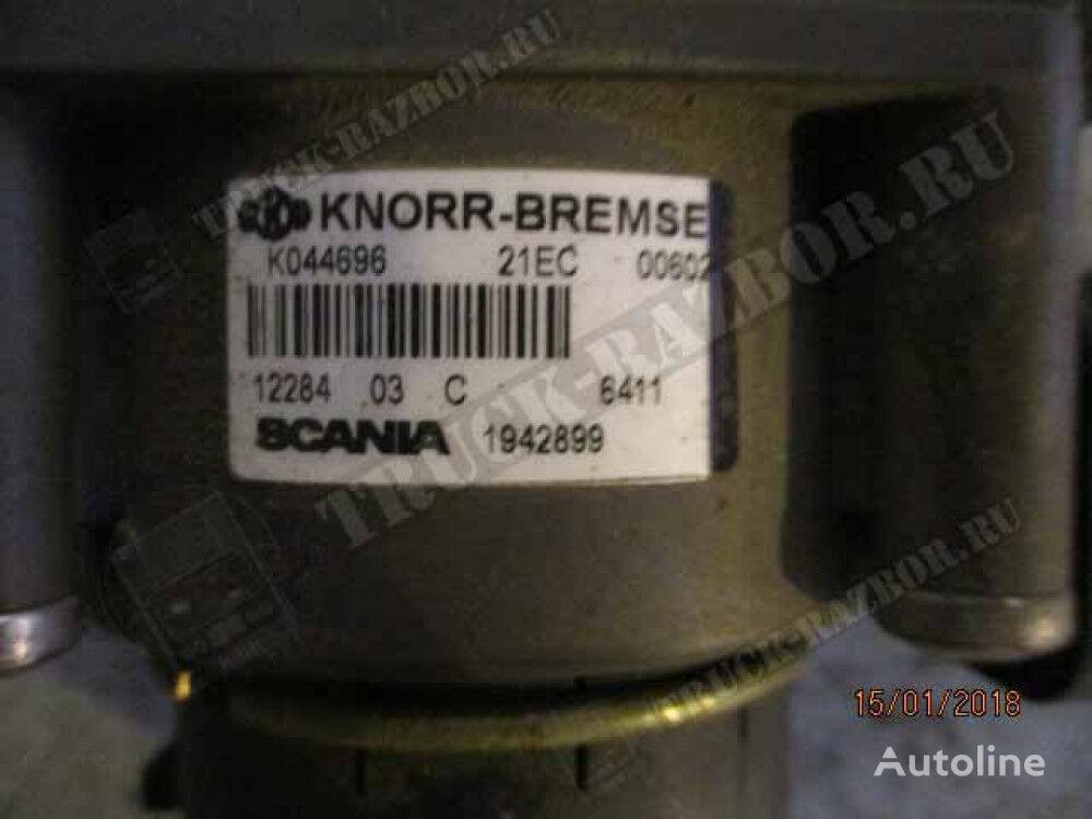 KNORR-BREMSE kran glavnyy tormoznoy pneumatic valve for SCANIA tractor unit