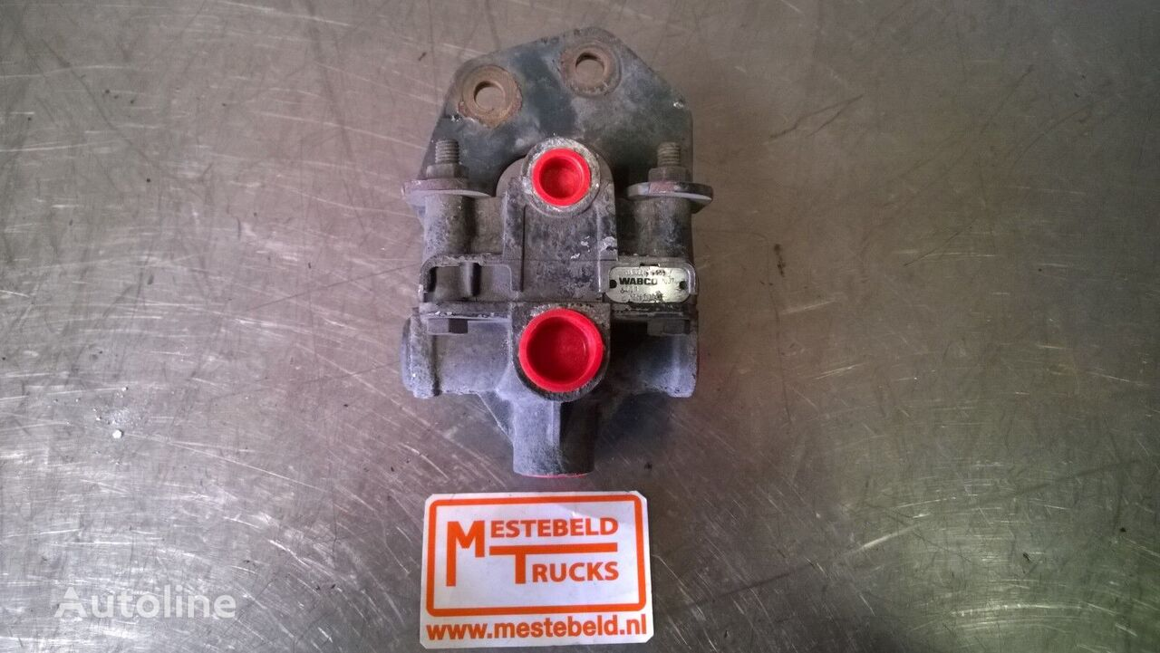 MAN pneumatic valve for MAN TGX truck