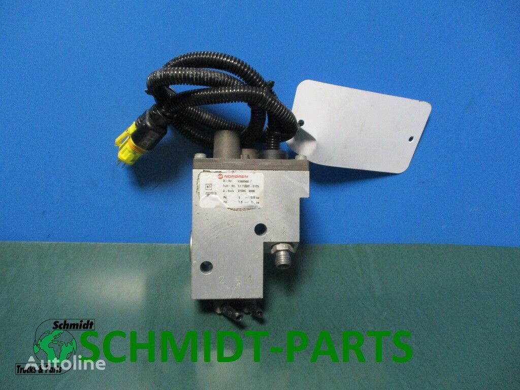 MAN 51.25902-0125 Ventiel Motorrem pneumatic valve for truck