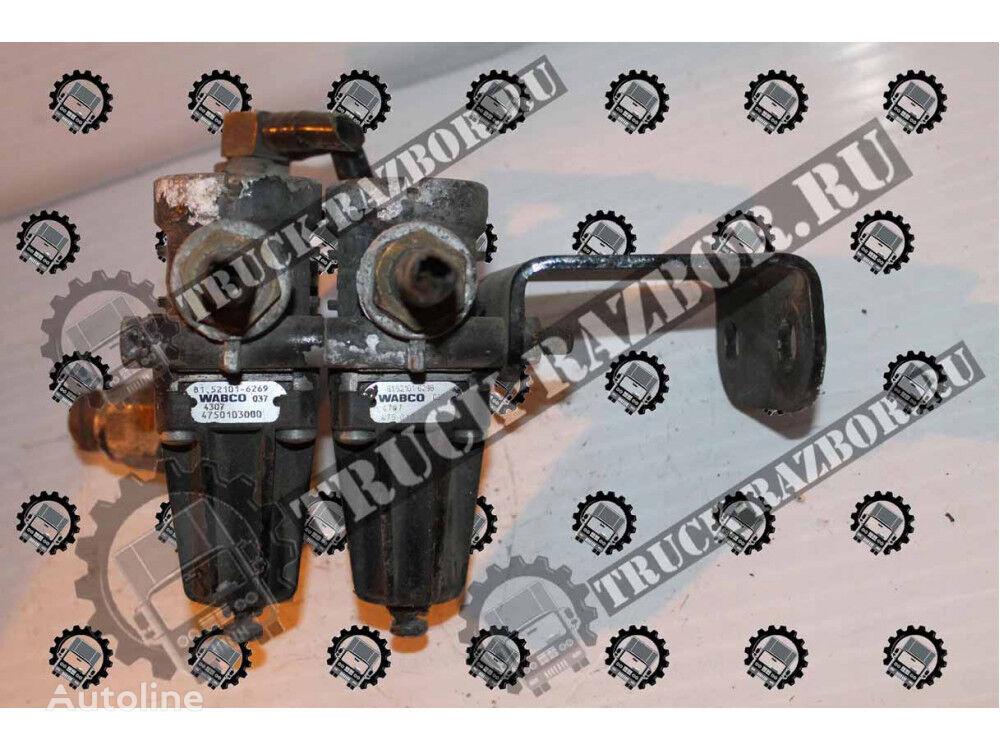 MAN ogranichitelnyy (81.52101.6295) pneumatic valve for MAN TGS tractor unit
