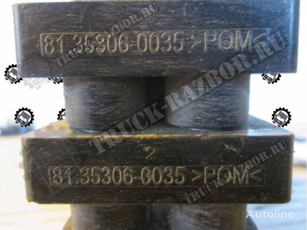 MAN pnevmaticheskiy pneumatic valve for MAN tractor unit