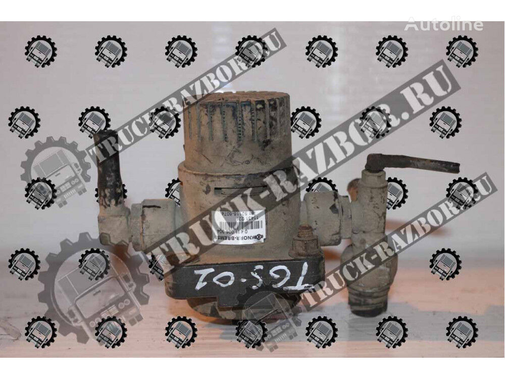 MAN uskoritelnyy pneumatic valve for MAN TGS tractor unit