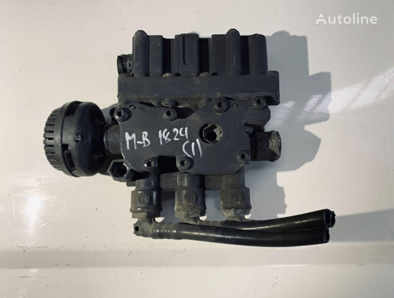 MERCEDES-BENZ 1824 pneumatic valve for truck