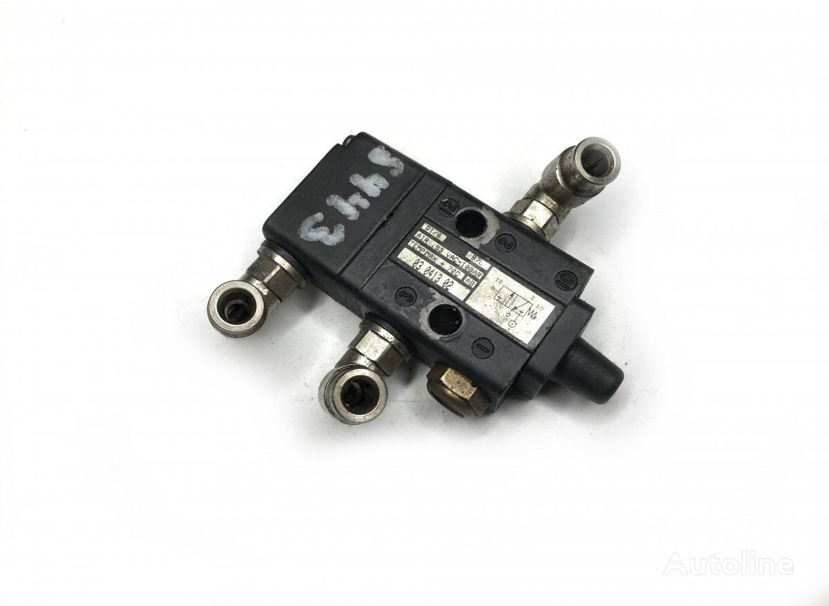 NORGREN 4-series 144 (01.95-12.04) (03041302) pneumatic valve for SCANIA 4-series 94/114/124/144/164 (1995-2004) tractor unit