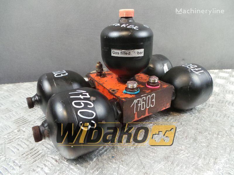 O&K L30 pneumatic valve for O&K L30 wheel loader