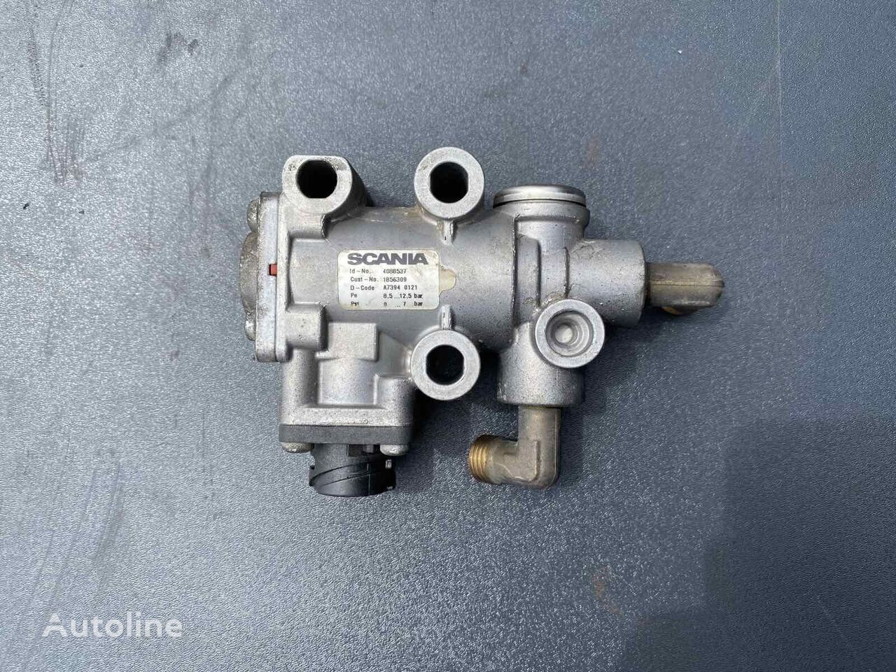 PROPORTIONAL VALVE (1856309) pneumatic valve for tractor unit