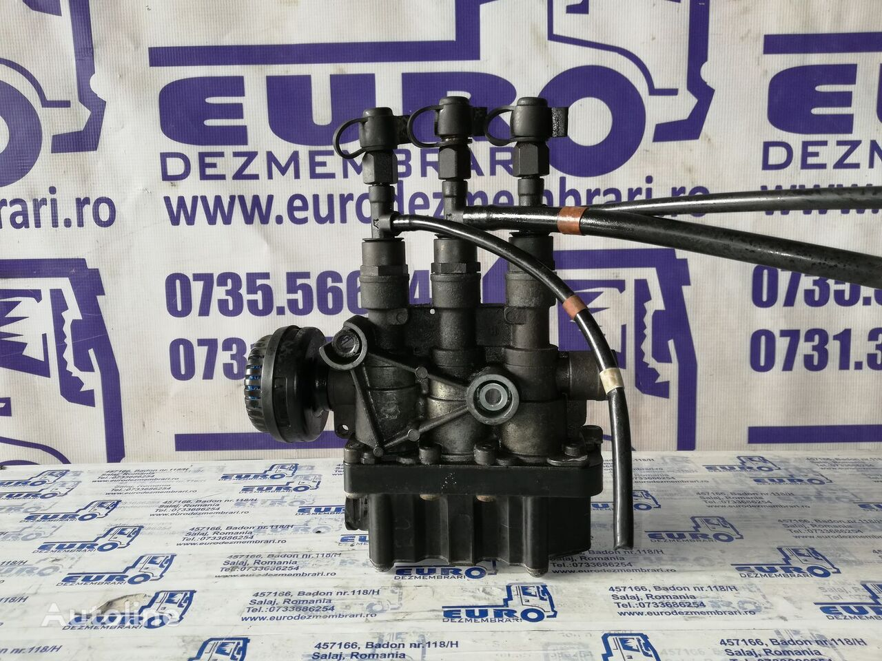 RENAULT egalizare pneumatic valve for tractor unit