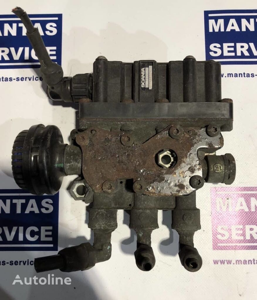 SCANIA AIR pneumatic valve for truck