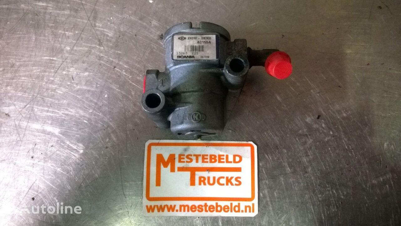 SCANIA Drukbegrenzingsklep pneumatic valve for SCANIA P230 truck