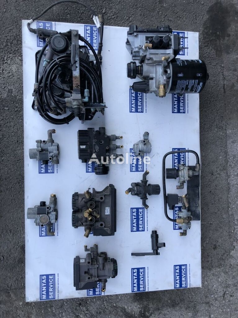SCANIA G 440 pneumatic valve for truck