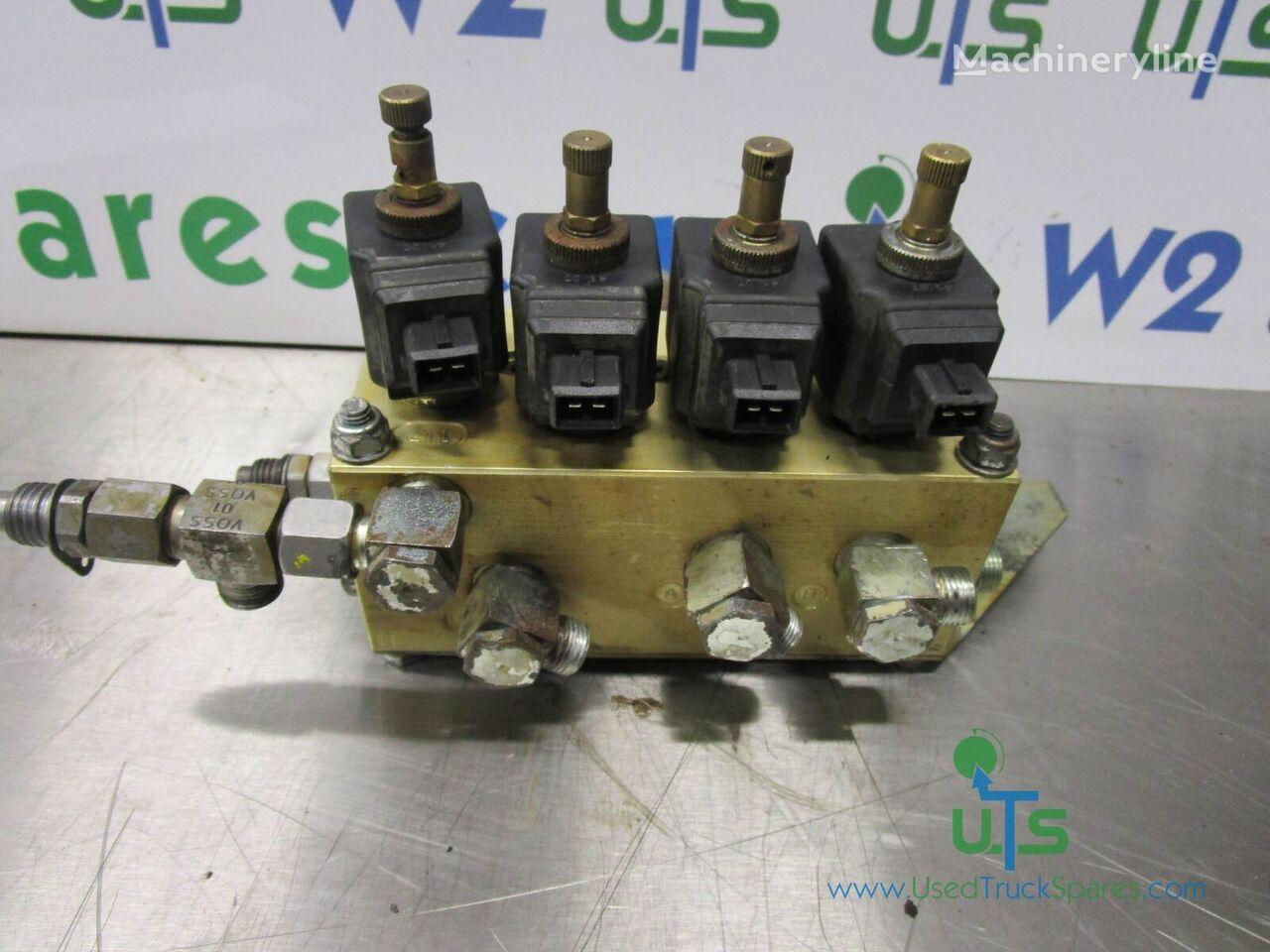 SPEED VALVE pneumatic valve for SCHMIDT SWINGO 200 road cleaning equipment