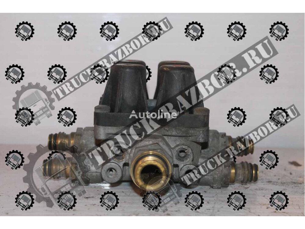 VOLVO chetyreh konturnyy pneumatic valve for VOLVO FH, FM tractor unit