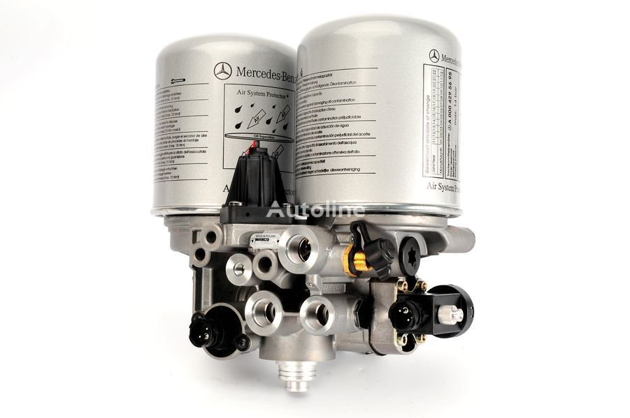 new WABCO pneumatic valve for MERCEDES-BENZ truck