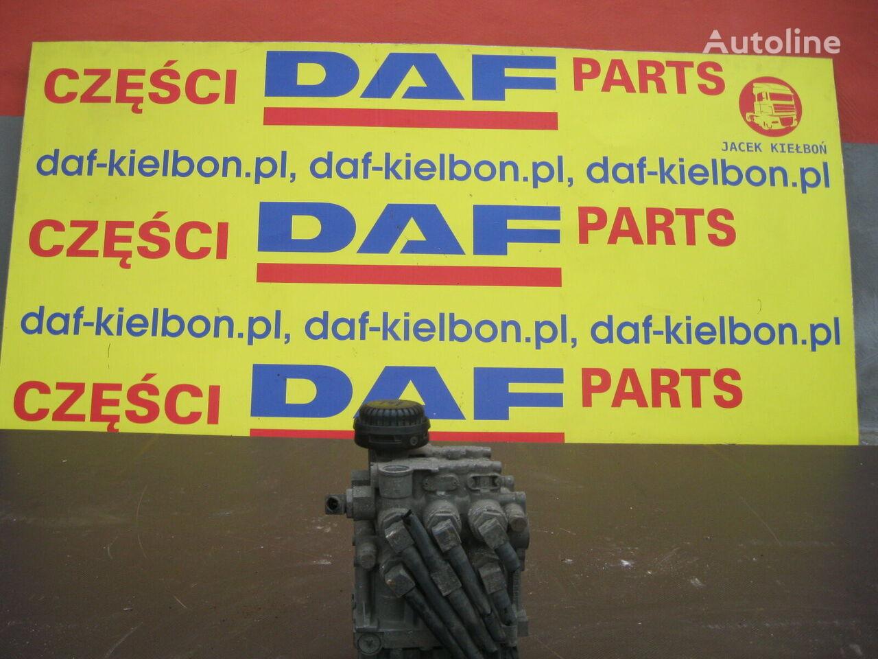 WABCO pneumatic valve for DAF XF 105 BDF truck