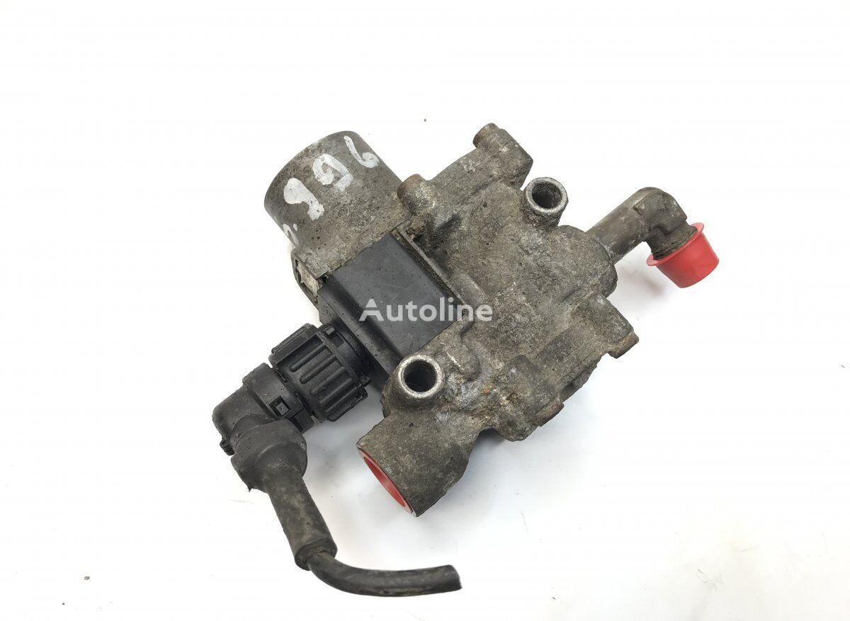 WABCO ABS Valve, Front Axle Left pneumatic valve for SCANIA P G R T-series (2004-) tractor unit