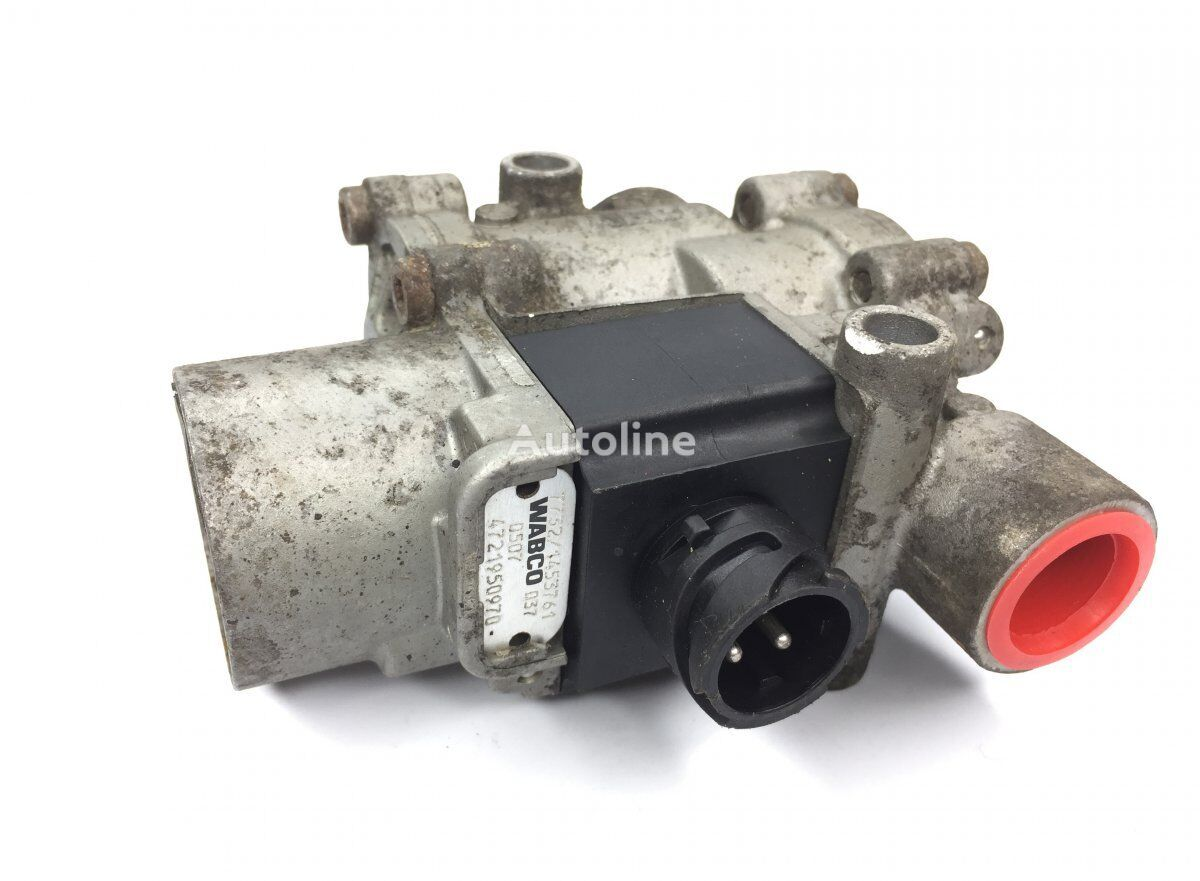 WABCO ABS Valve, Front Axle Right pneumatic valve for VOLVO FH12/FH16/NH12 1-serie (1993-2002) tractor unit