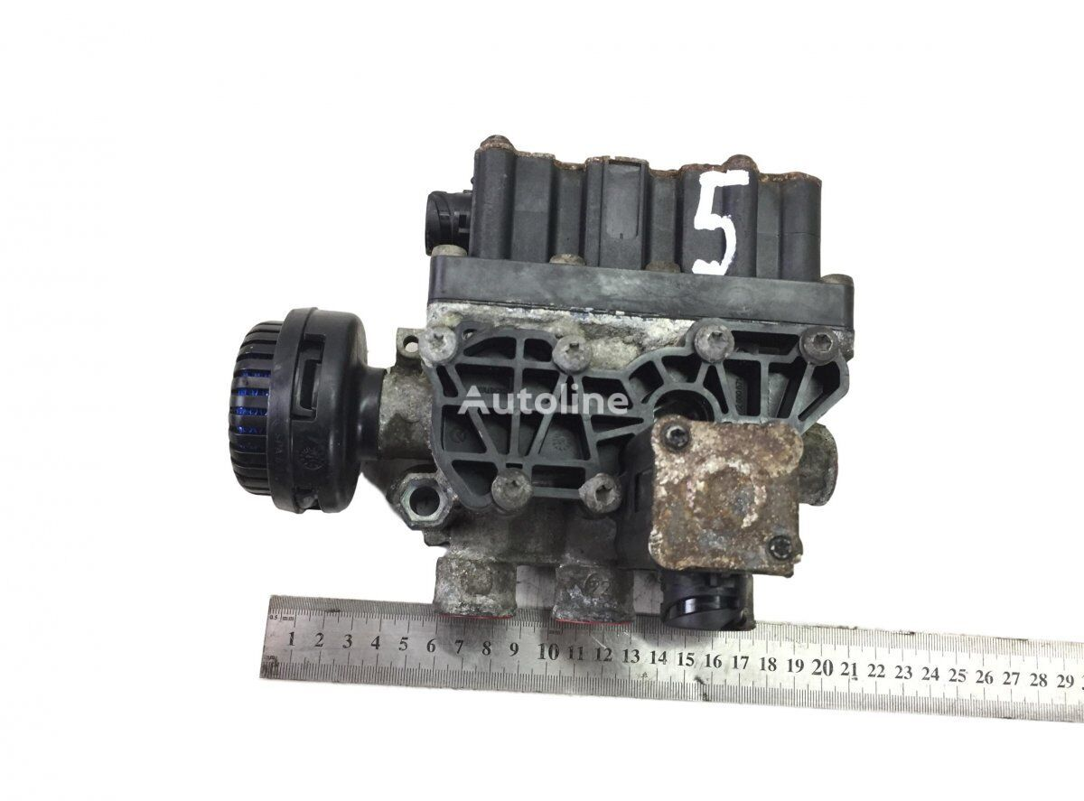 WABCO LIONS CITY A26 (01.98-12.13) pneumatic valve for MAN Lions bus (1991-) bus