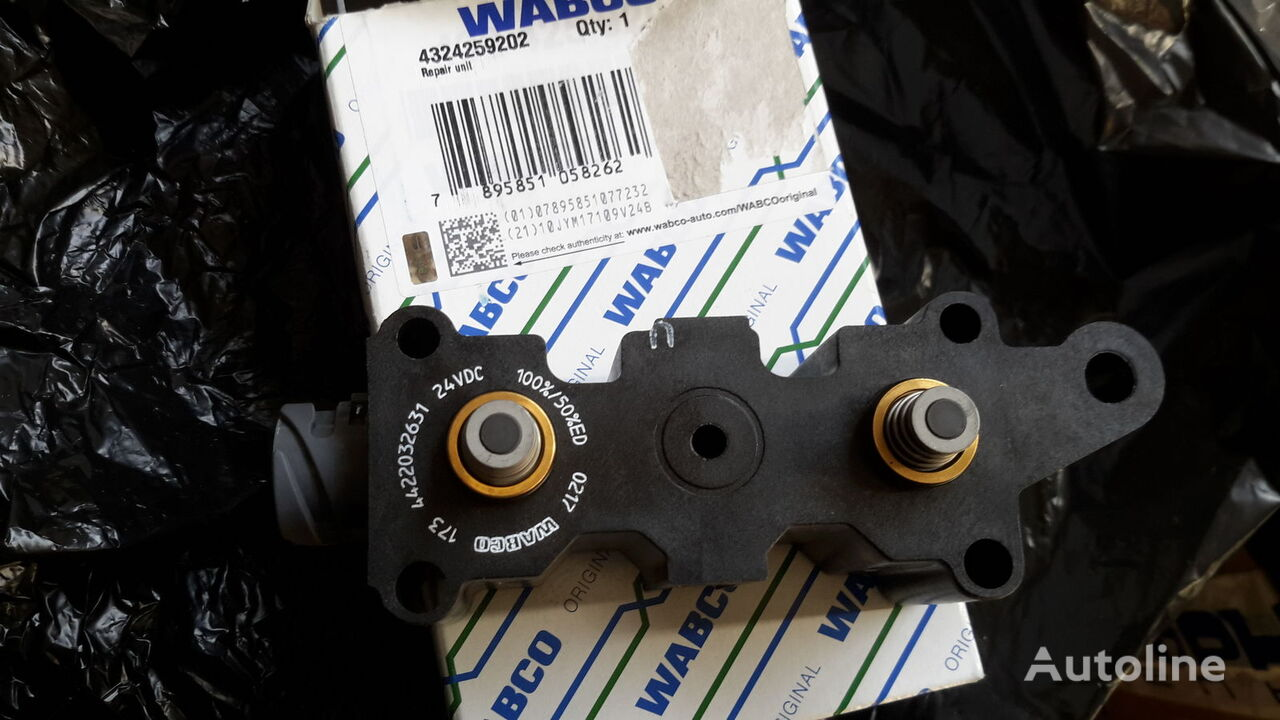 new WABCO magnitniy pneumatic valve for VOLVO FH12, FM12 tractor unit