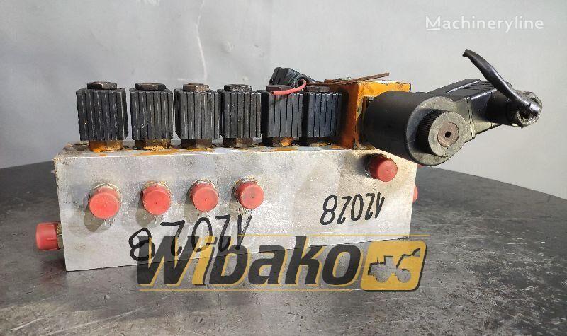 ZEPPELIN ZM13 pneumatic valve for ZEPPELIN ZM13 wheel excavator
