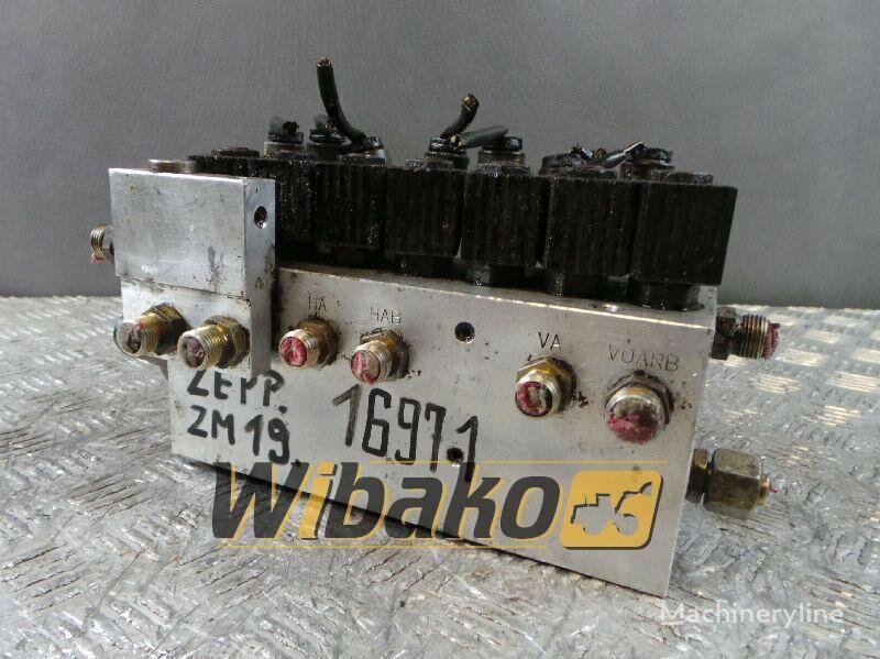 ZEPPELIN ZM19 pneumatic valve for ZEPPELIN ZM19 wheel excavator