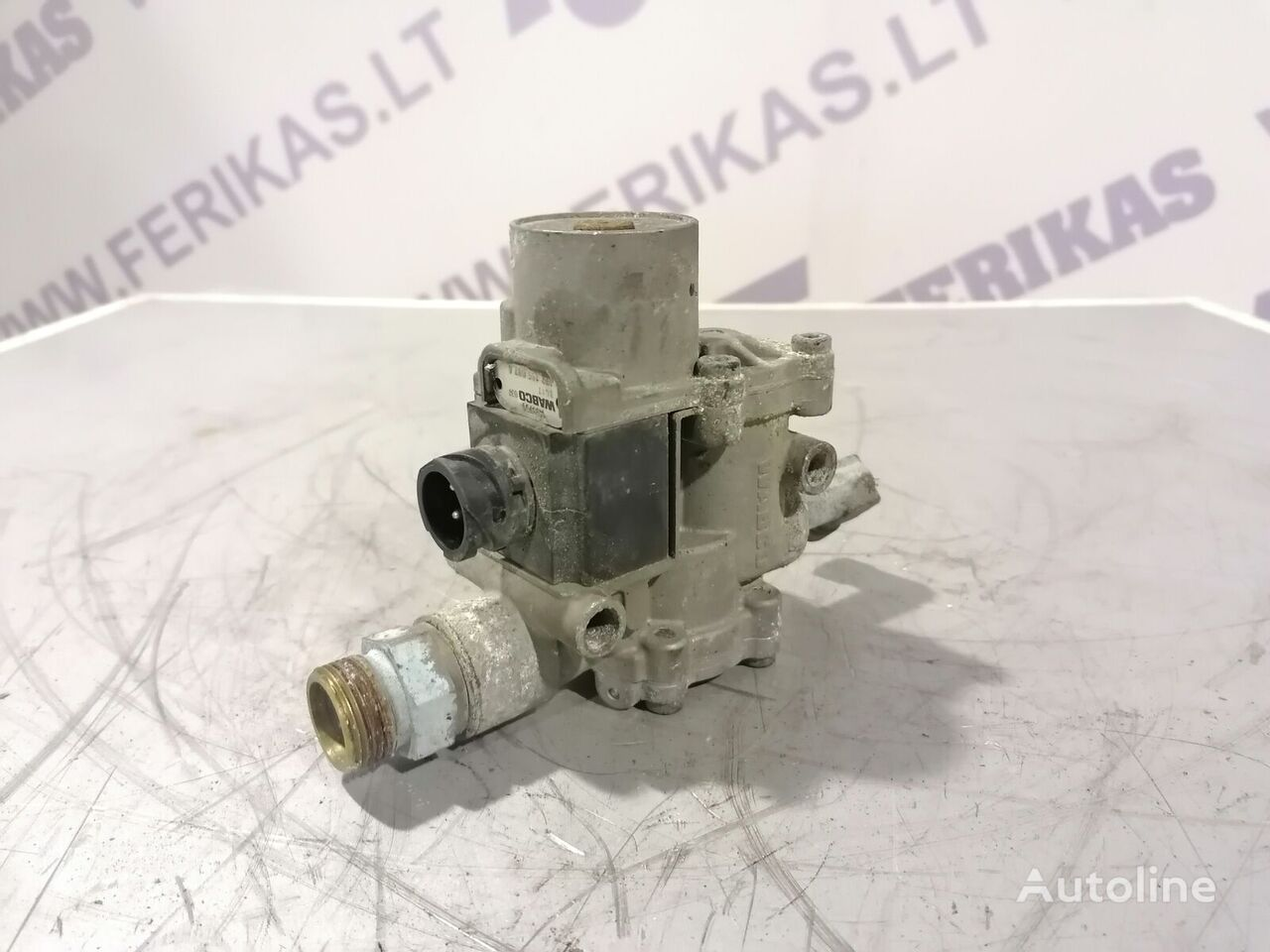abs control valve pneumatic valve for SCANIA R tractor unit