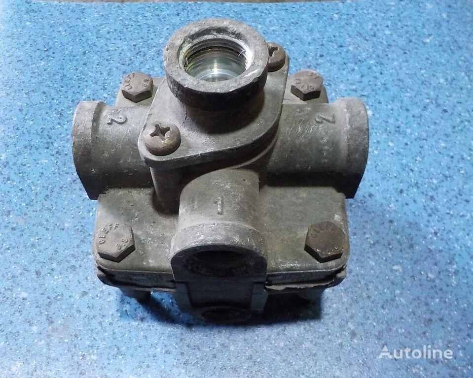 Uskoritelnyy klapan Scania pneumatic valve for truck