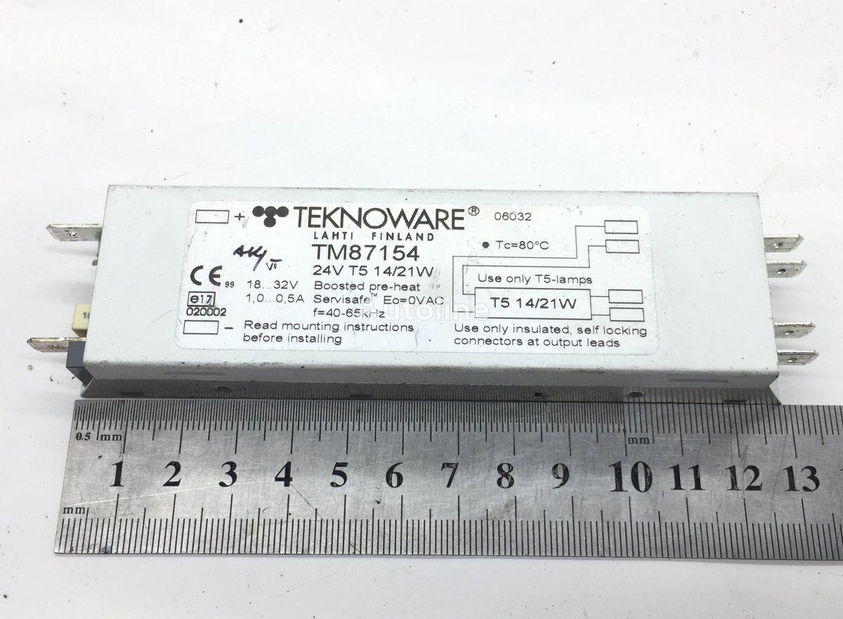 (TM87154) power inverter for VOLVO B6/B7/B9/B10/B12/8500/8700/9700/9900 bus (1995-) bus