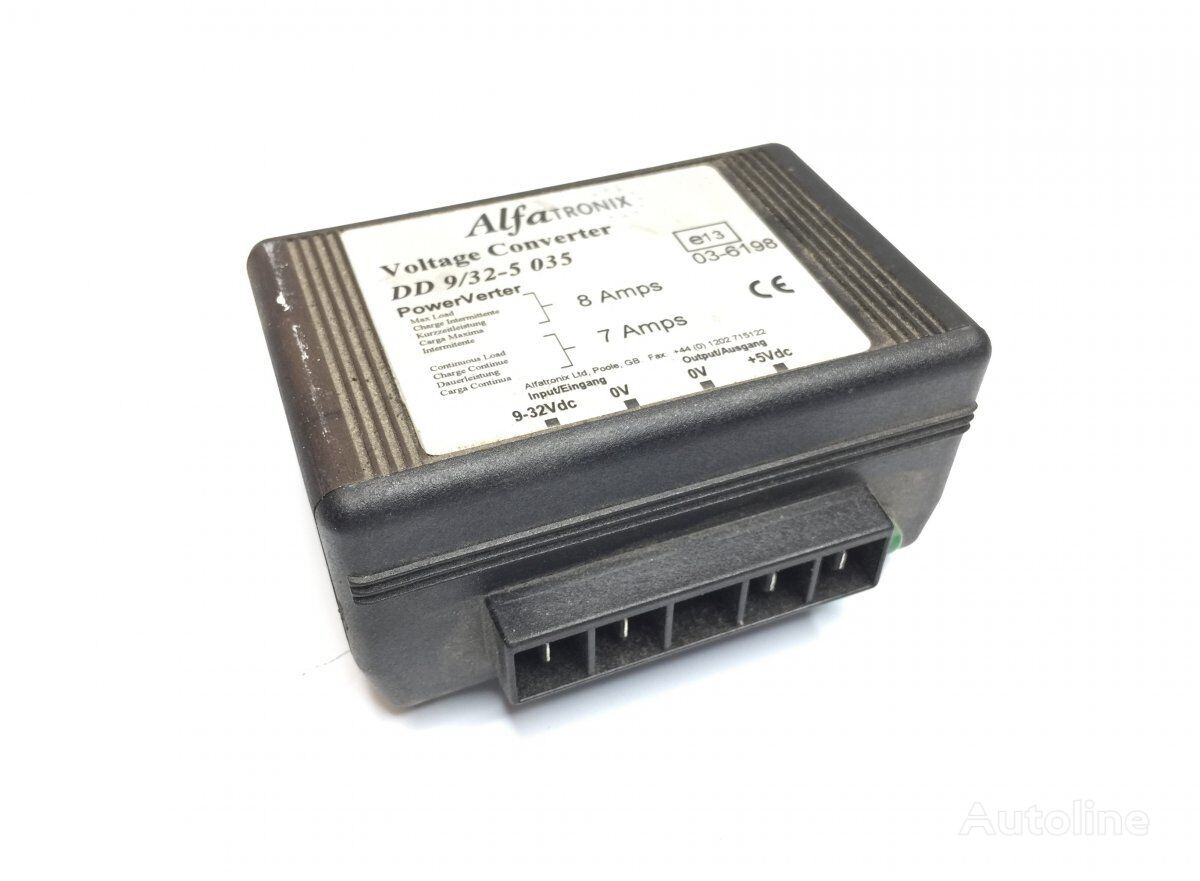 ALFATRONIX Voltage Converter power inverter for MAN Lions  bus