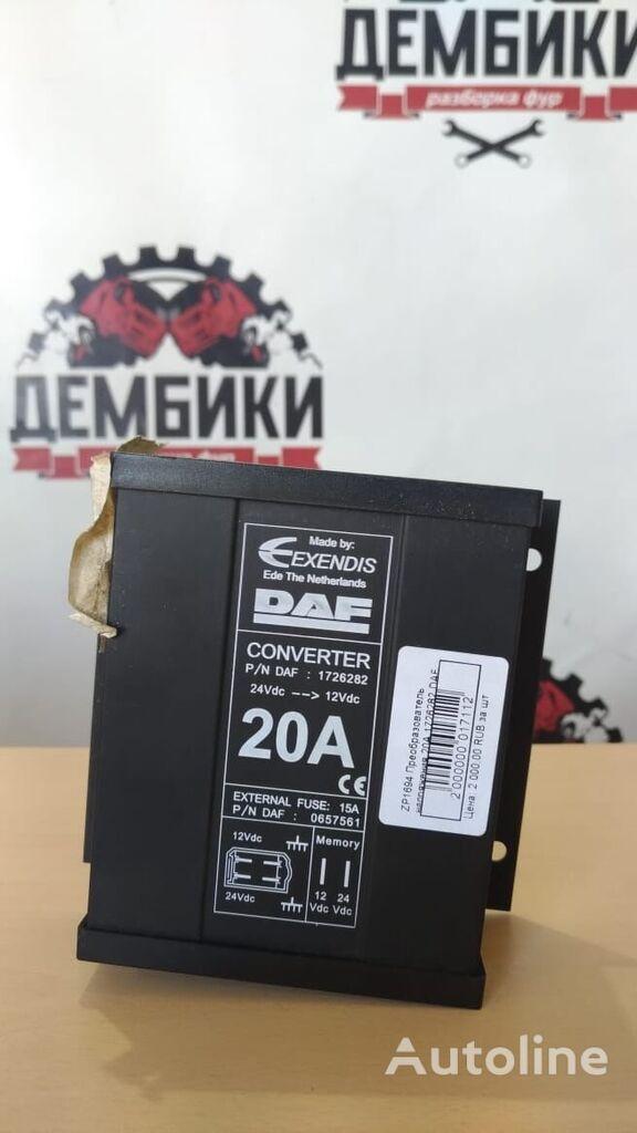 DAF 20A power inverter for DAF XF105 truck