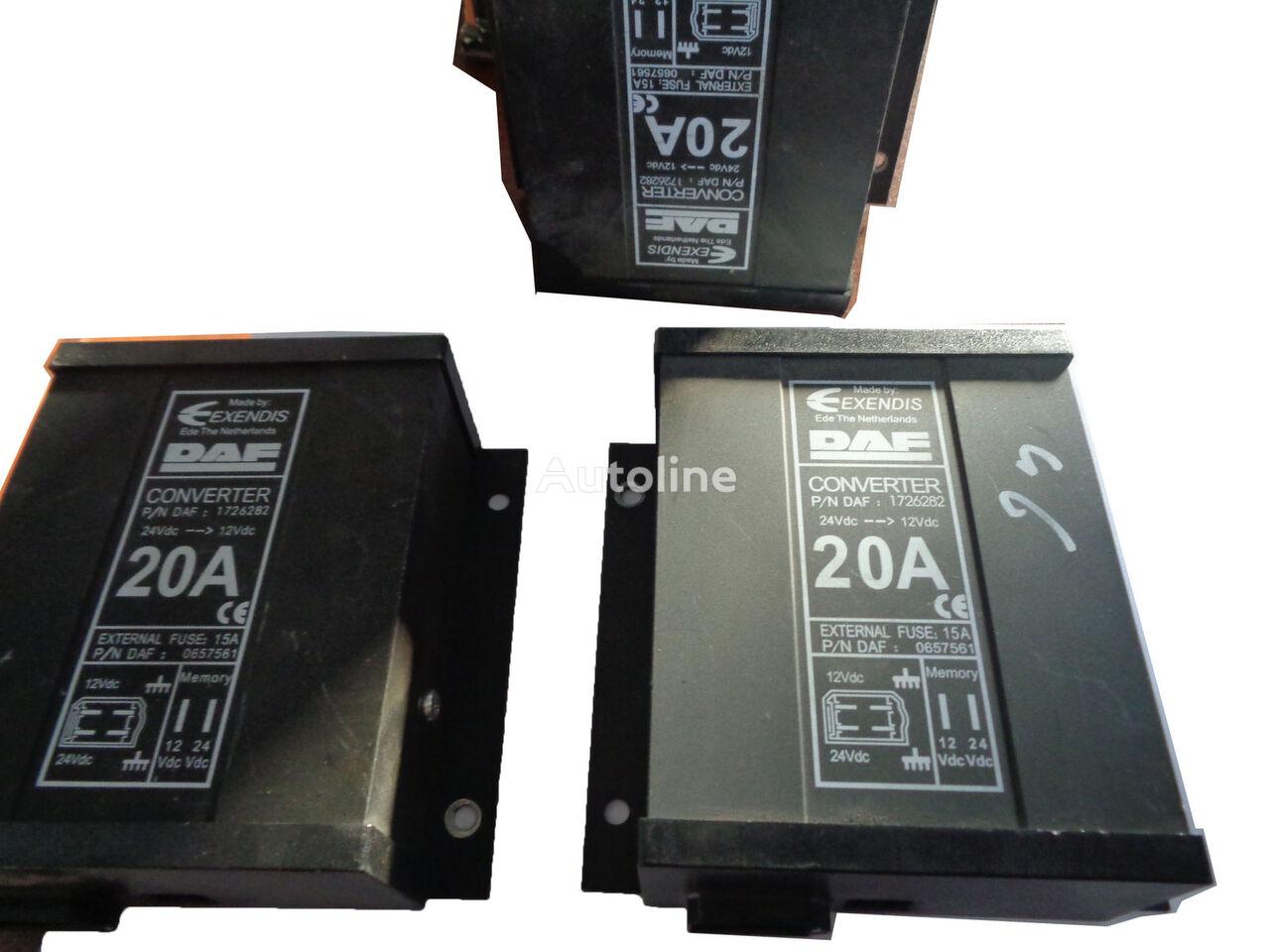 DAF Konwerter power inverter for DAF XF 105 tractor unit