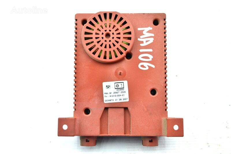 MAN TGA 18.480 (01.00-) power inverter for MAN TGA (2000-2008) truck
