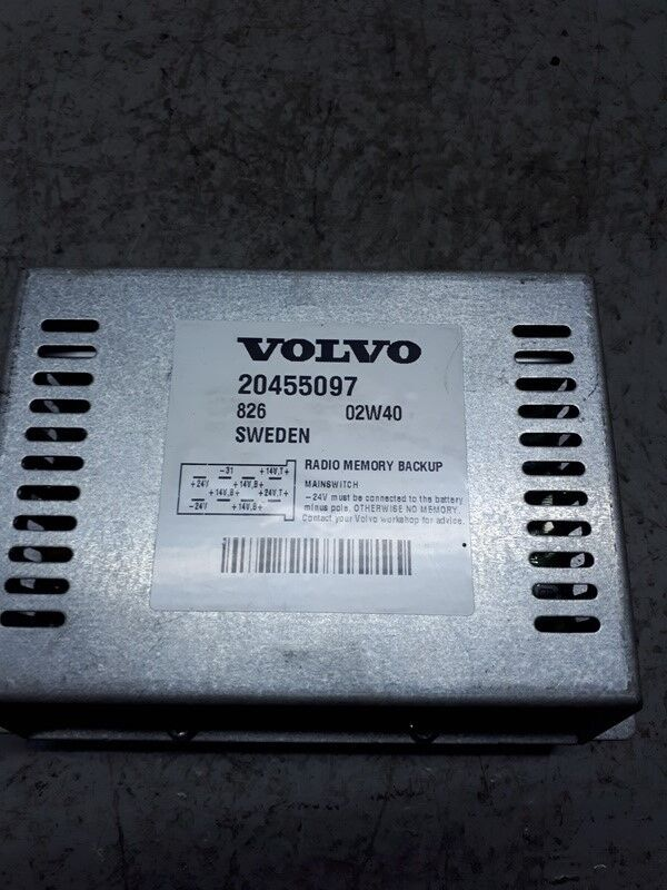 VOLVO FH12 2-seeria (01.02-) power inverter for VOLVO FH12 2-serie (2002-2008) truck