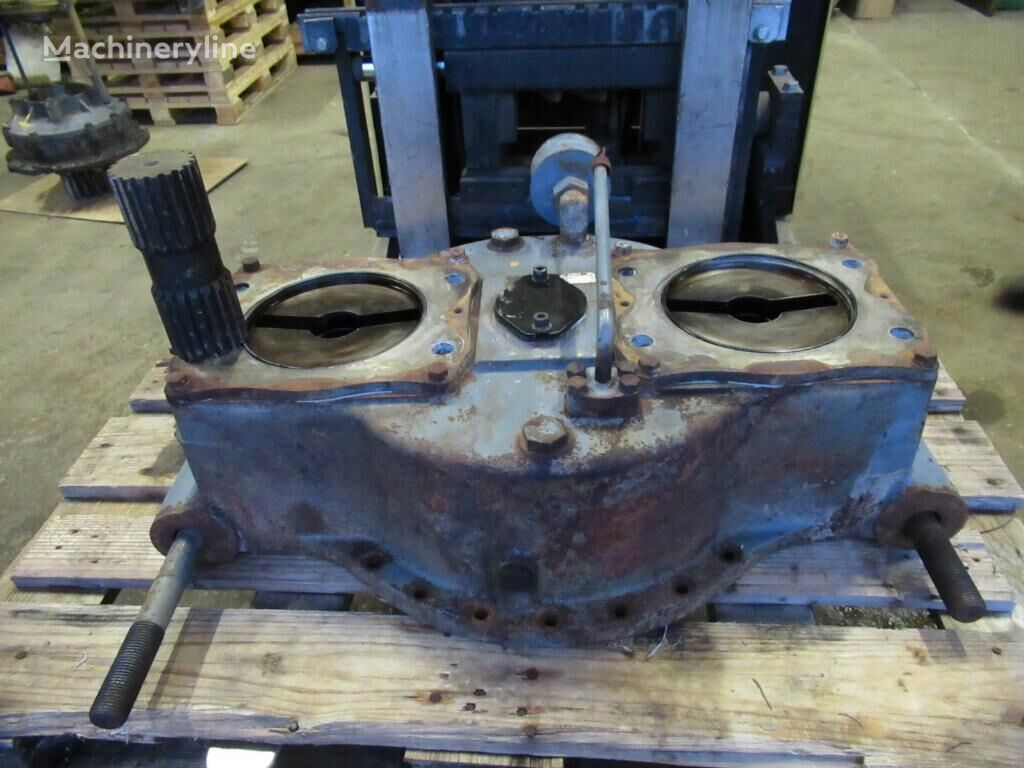 HITACHI HPG19A power steering pump for excavator