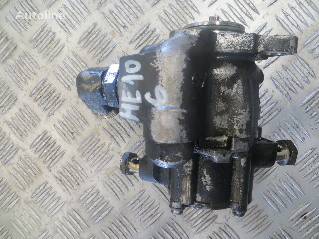MERCEDES-BENZ Pompa alimentare si pompa servo Mercedes / ME10/6 / 0034604980 power steering pump for MERCEDES-BENZ ACTROS tractor unit