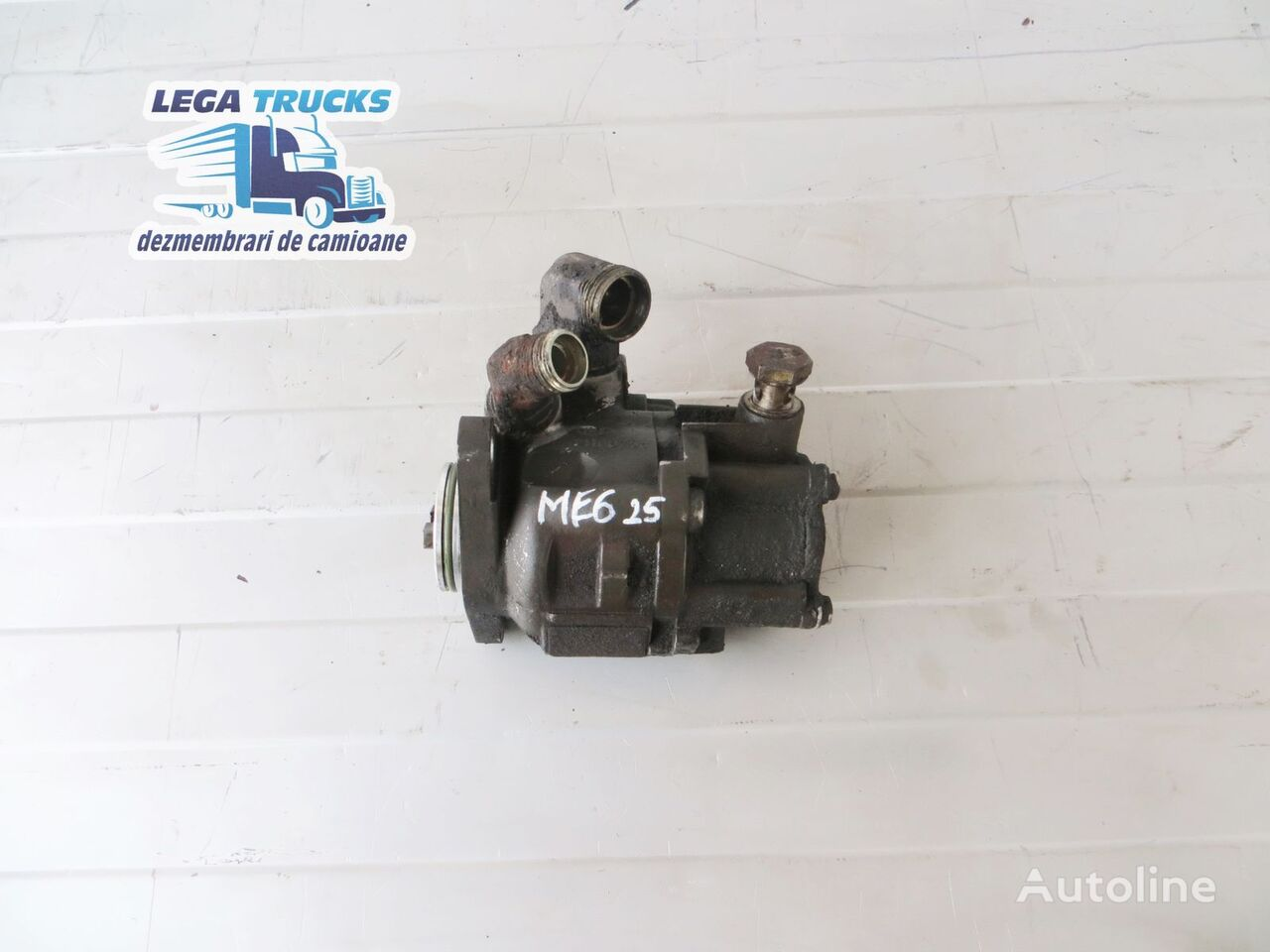 MERCEDES-BENZ Pompa servo si popa de alimentare power steering pump for MERCEDES-BENZ Actros MP3 tractor unit