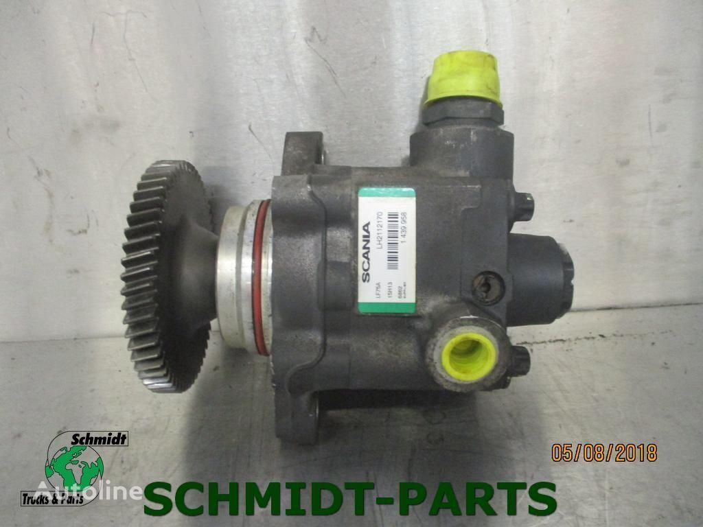 SCANIA (1439958) power steering pump for truck