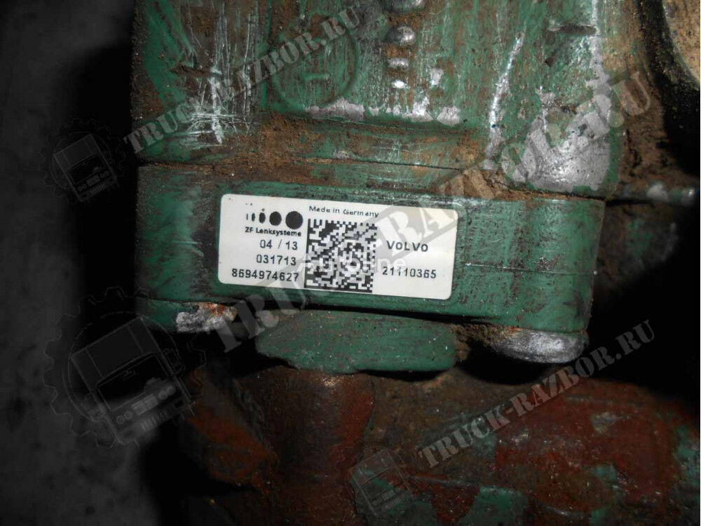 VOLVO power steering pump for VOLVO tractor unit