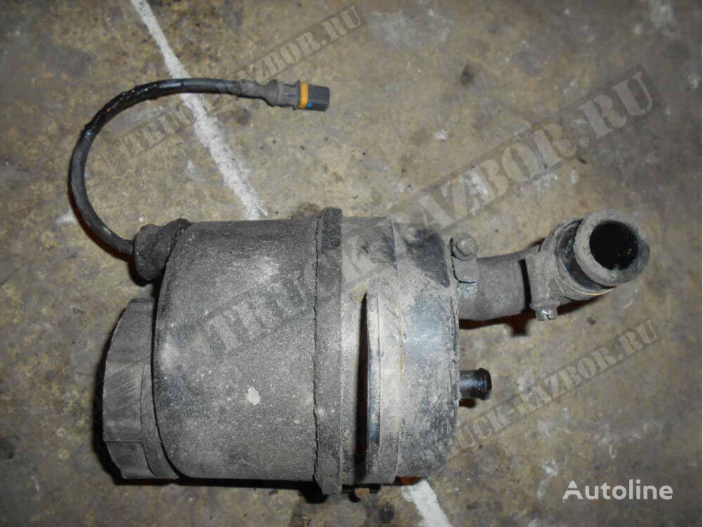 power steering reservoir for MAN tractor unit