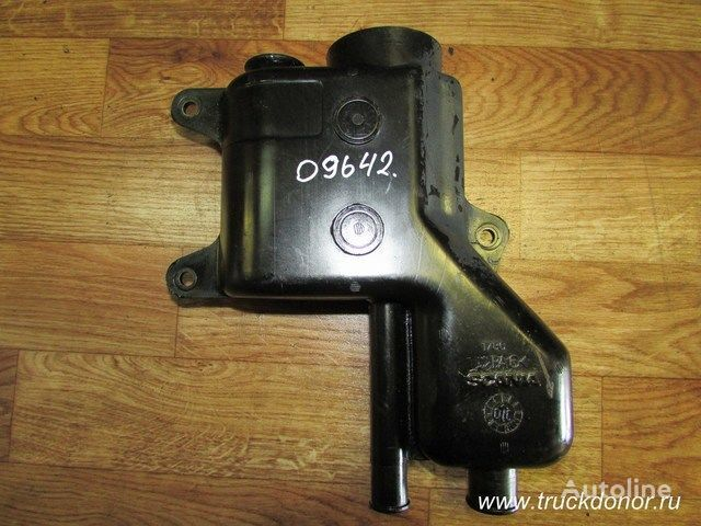 SCANIA Bachok dlya zhidkosti GURa v razbore power steering reservoir for SCANIA truck