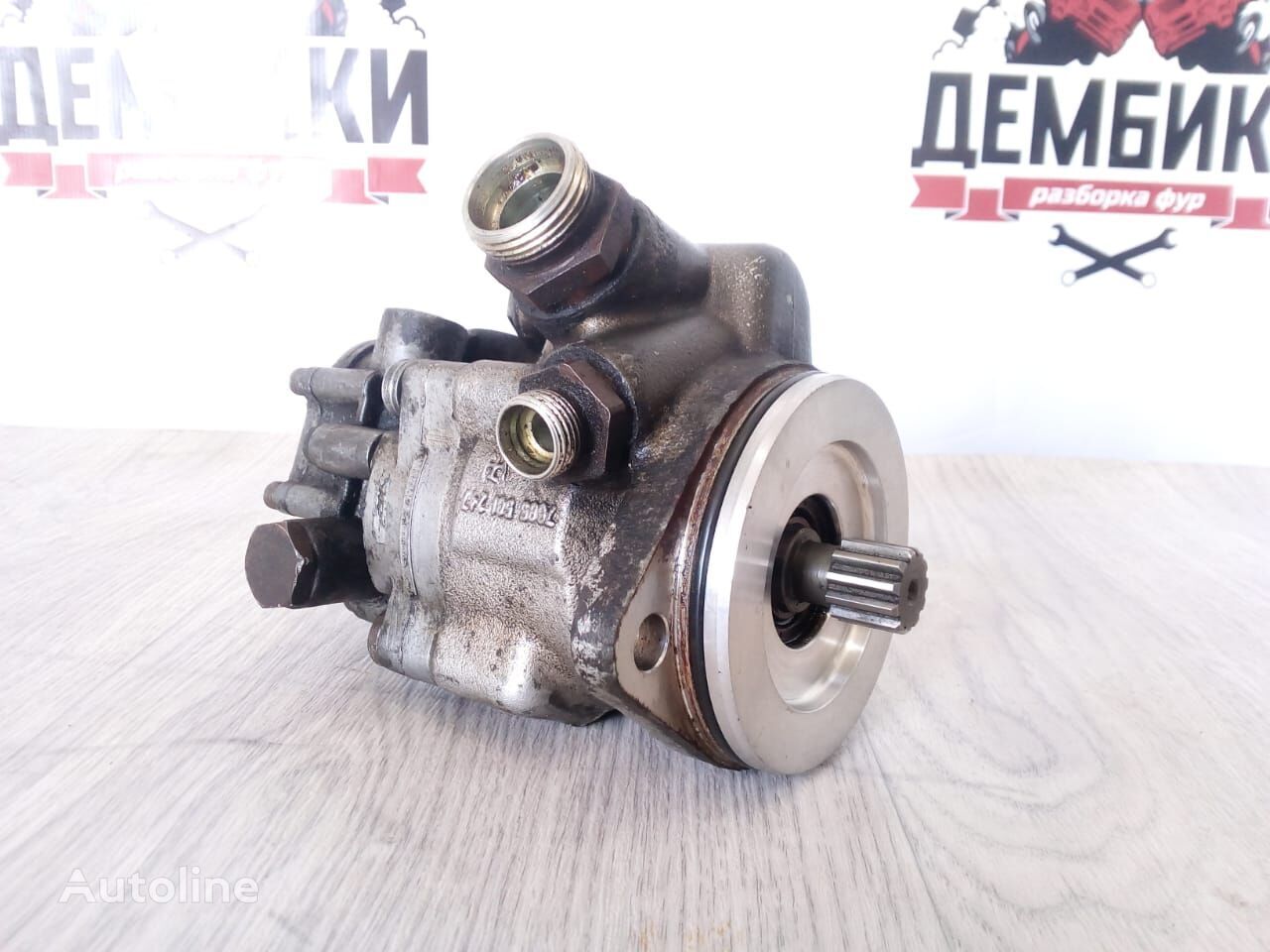 1797652 power steering for DAF XF105 truck