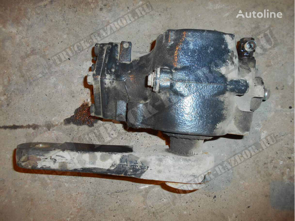 MAN power steering for MAN tractor unit