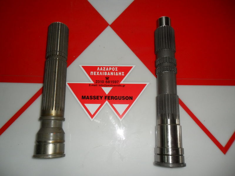 new MASSEY FERGUSON 3080-3125-3655-3690-8130-8160 MASSEY FEGUSON AGCO power take off shaft for MASSEY FERGUSON tractor